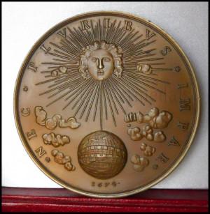 Louis Xiv Sun King Symbol Louis Xiv Sun Symbol