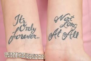 ... quote tattoos adorable wrist tattoo wrist band tattoo quote wrist