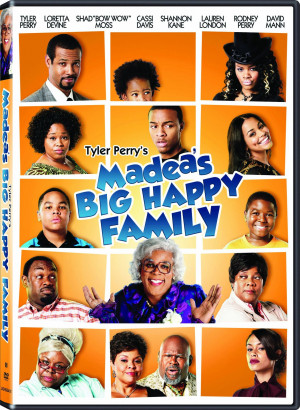 madea s big happy family dvd release date august 30 2011 upc ...