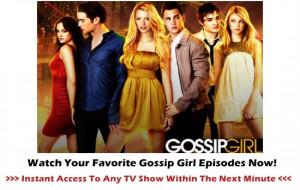 Gossip Girl Season...