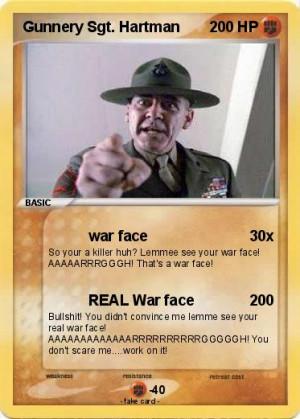Full Metal Jacket Drill Sergeant Memes