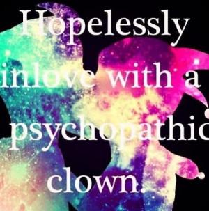 Joker And Harley Quinn Love Quotes Joker and harley quinn's love. via ...