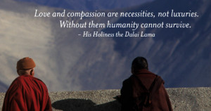 ... are necessities, not luxuries. Without them humanity cannot survive
