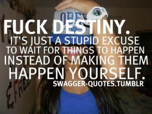 swagger quotes