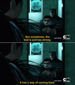 Beware the Batman Quotes