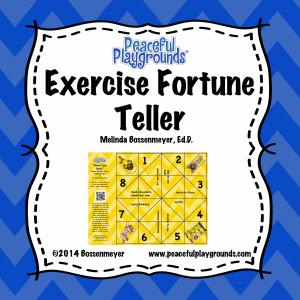 Fortune Teller Paper Origami Games