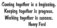... -Rubber-Stamp-Sports-Stamps-Sayings-Quotes-Teamwork-Henry-Ford