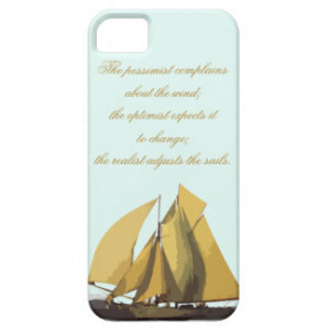Funny Sailing quote iPhone 5 Cases