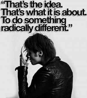 Mcr Quotes The Message Like