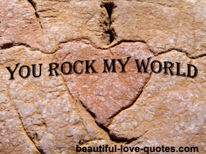 my rock quotes