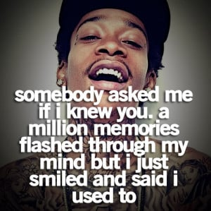 Best Top wiz khalifa quotes- The following are quotes that I took ...