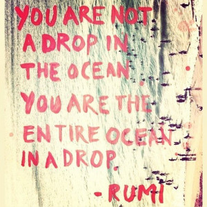 Rumi Quotes On Life Experiences