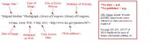 Mla Citation Website In Text