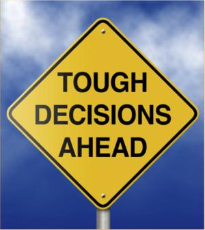 The Decisions We Make, Make Us