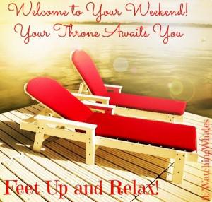 Weekend quote via www.Facebook.com/WatchingWhales | 7 days a week