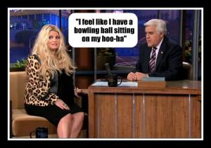 feel like there's a bowling ball sitting on my hoo-ha.
