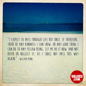An inspiring quote about #helpingothers from www.values.com # ...