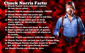 Chuck Norris Quotes HD Wallpaper 2