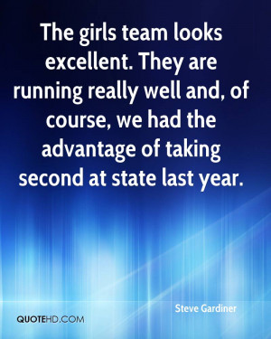 Quotes About Running for Girls