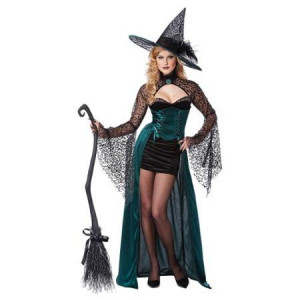 sexy witch costumes sexy adult enchantress costume