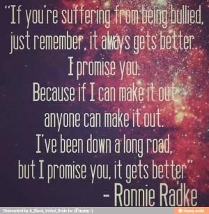 Ronnie Radke Quotes