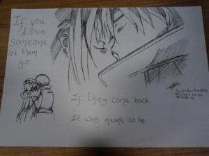 Sword Art Online Anime Kirito And Asuna Quote #18 | 1024 x 768