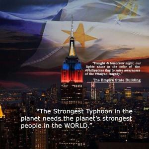 quote... Philippines #Haiyan USA