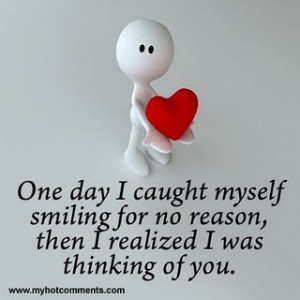 Can't stop thinking about you. Wishing you were not so far away :'(