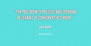 The pro-growth policies and spending restraint of Conservatives work ...