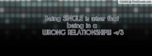 Being Single Quotes For Facebook