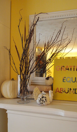 DIY Quote Wall Art http://acultivatednest.com/2012/11/easy-diy-quote ...
