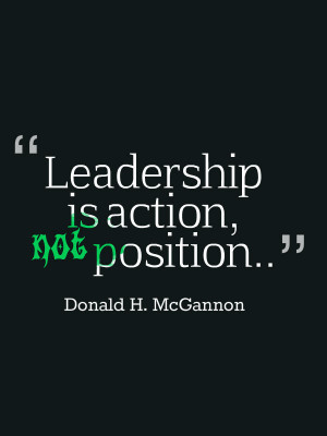 Leader Quotes and Sayings