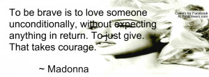 Madonna Quote Profile Facebook Covers