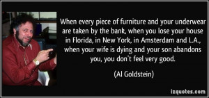 More Al Goldstein Quotes