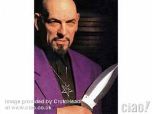 The Satanic Bible - Anton LaVey Picture 31455 tb