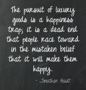Jonathan Haidt quote.