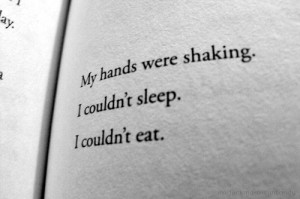 quote Black and White depression anxiety book blackandwhite