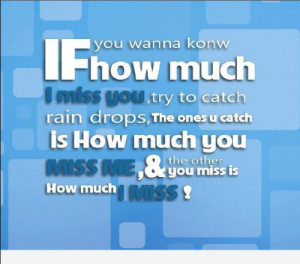 25 Memorable Missing You Quotes