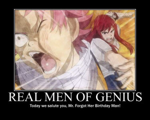 Fairy Tail Fairy Tail Demootivational Posters