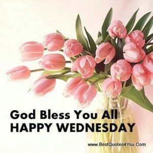 Have a blessed Wednesday!
