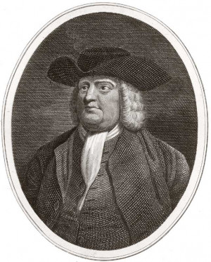 Founder of Pennsylvania colony Quaker William Penn Signs Treaty With ...