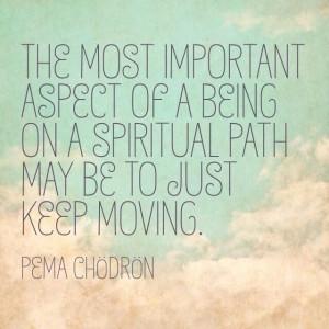 Pema Chodron - Spiritual Path