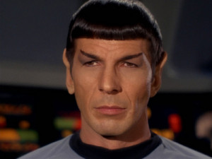 Star Trek's Dr. Spock on Success