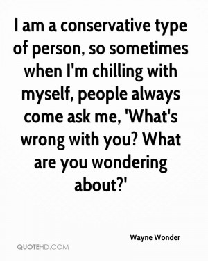 Wayne Wonder Quotes