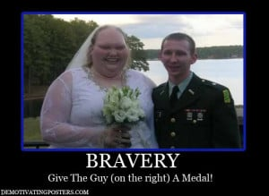 ... -humor-medal-soldier-wife-bride-ugly-woman-husband-medal-of-honor