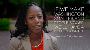 She's Back!!! Mia Love Wins Her Primary