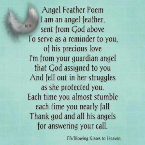 Feather Poem: Angels Quotes, Angels Feathers, Angels Poems, Feathers ...