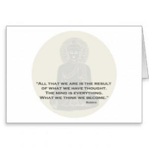 Buddha Quote 3 ~ Buddhism Inspiration Sayings Cards
