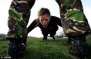 Pushed to the limit: Army-style boot camps can force people to exert ...