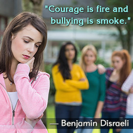 Slogans and Quotes Against Bullying